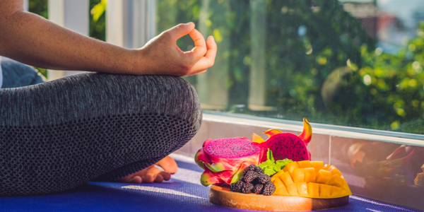 Meal Meditation And Mindfulness For Wellbeing - Sugar and Space
